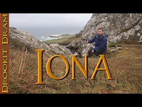 Isle of Iona and Columba's Journey