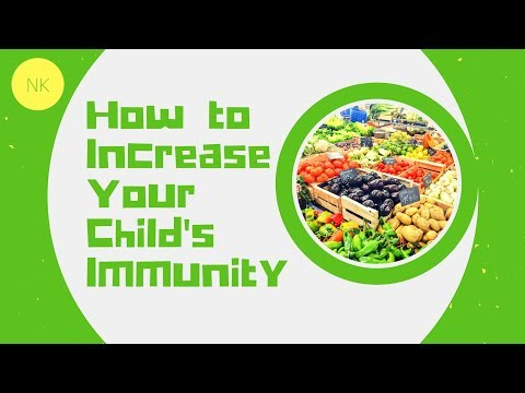 Foods to Increase Immunity in Kids during Winters | Nainja Kapoor