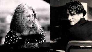 Guastavino. Tres Romances - Martha Argerich & Mauricio Vallina