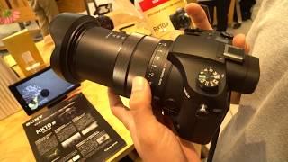 デジタルスチルカメラ「RX10Ⅳ(DSC-RX10M4)」ハンズオン