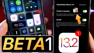 iOS 13.2 Beta 1 - it's Going to be AWESOME