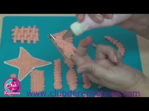 Usos Boquillas de Punta de Estrella Abierta - Completo Tutorial - 3a. Clase - Parte B