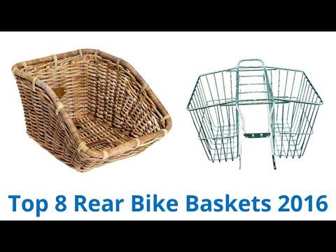 8 Best Rear Bike Baskets 2016