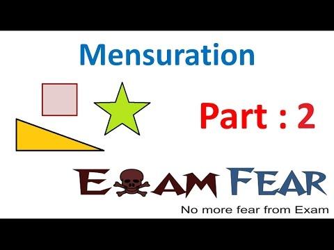 Maths Mensuration part 2 (Perimeter of Rectangle and Square) CBSE Class 6 Mathematics VI