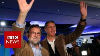 Catalan crisis: Spain
