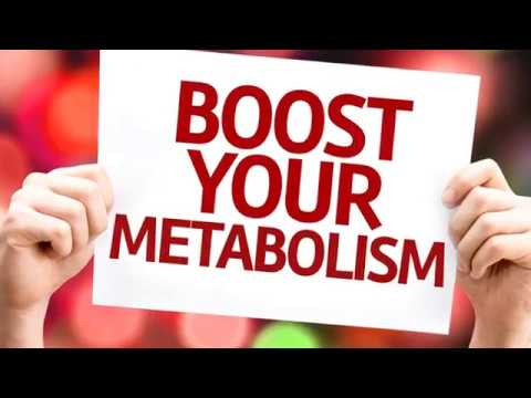 How to Boost Your Metabolism and Burn More Fat?