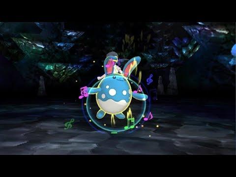 Azumarill Jets! [OU] Wifi Battle Vs ASH Pokemon Ultra Sun & Ultra Moon (1080p)