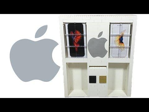 LEGO iPhone Machine