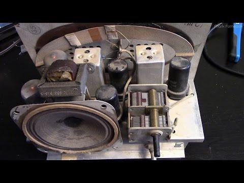 1952 B.F. Goodrich SD 75 AM Radio Repair, Part 2