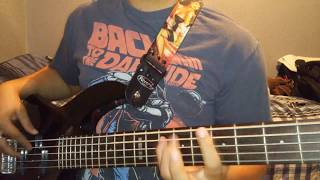 All Night Long   Mary Jane Girls Bass Cover