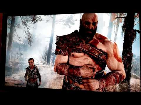 GOD OF WAR Unboxing & first look
