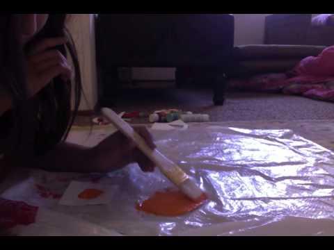 How To Make Clay Coaster/SO EASY!!!!!!!!