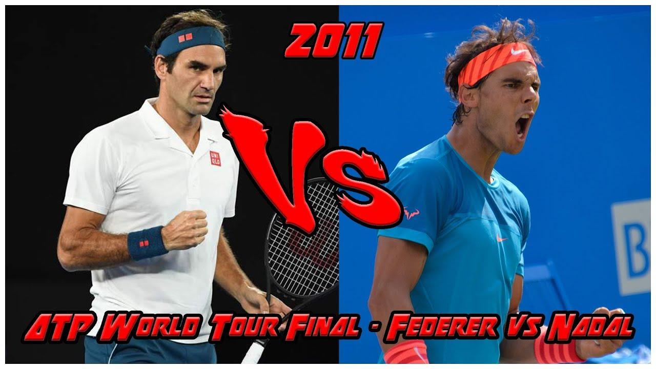 ATP World Tour Finals 2011 - Roger Federer vs Rafael Nadal