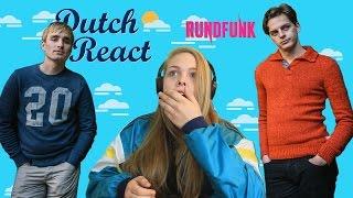 Dutch React to Rundfunk