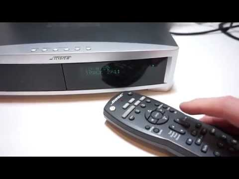 Bose 321 GS Series II Home Theater System Demo