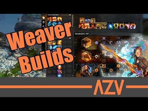 Weaver Builds + Rotations Guild Wars 2: 🔥 Path of Fire 🔥 preview