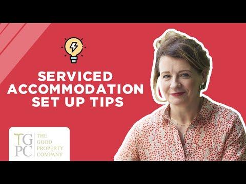 Serviced Apartment Set Up Tips