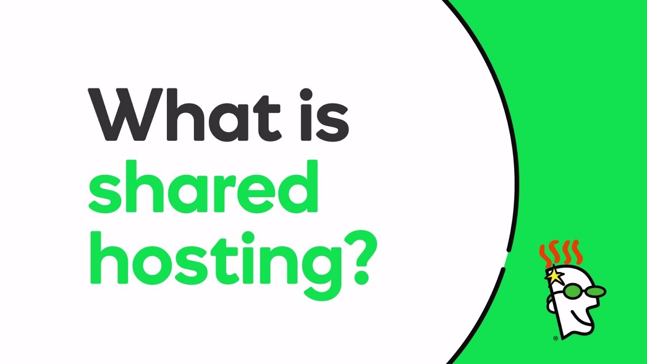 What Is Shared Hosting? | GoDaddy