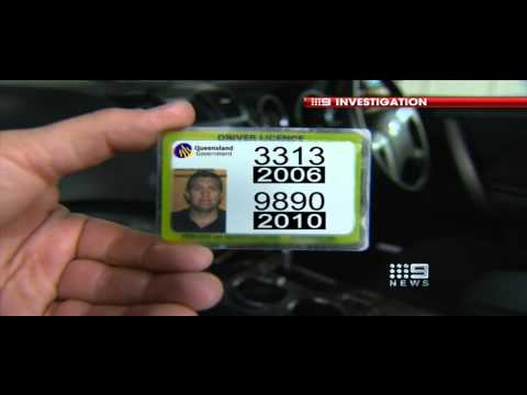 Drivers Driving without Licence