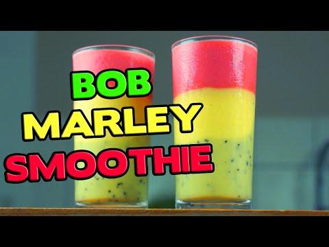 BOB MARLEY SMOOTHIE - Summerdrinks #4