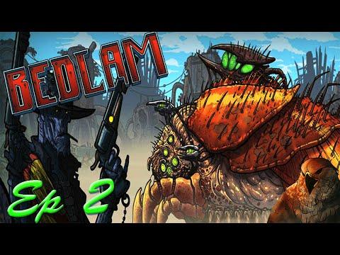 Skyshine's Bedlam Gameplay - Ep 2 - PULVERIZE [Let's Play Skyshine's Bedlam]