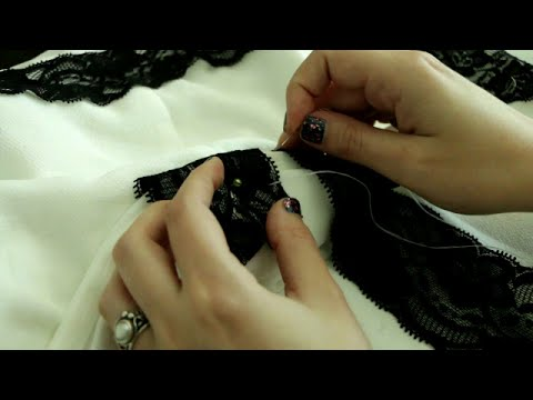 How To Sew Straps On A Strapless Dress