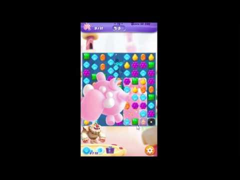 Candy Crush friends saga level 76 NO BOOSTERS