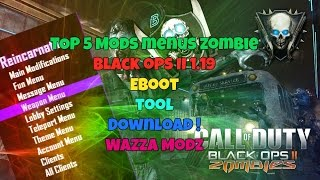 Black Ops 2 1 19 ITzJeWeLs RTM Tool - PS3 - Zombies | Music