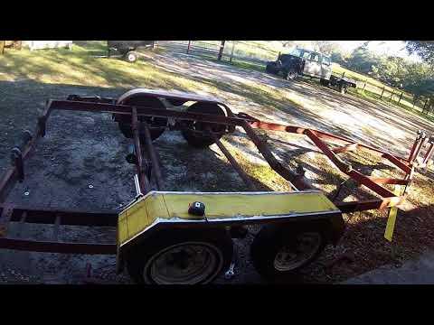 Boat trailer fenders