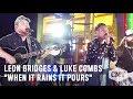 Cmt Crossroads Leon Bridges And Luke Combs When It Rains It Pours Sneak Peek mp3