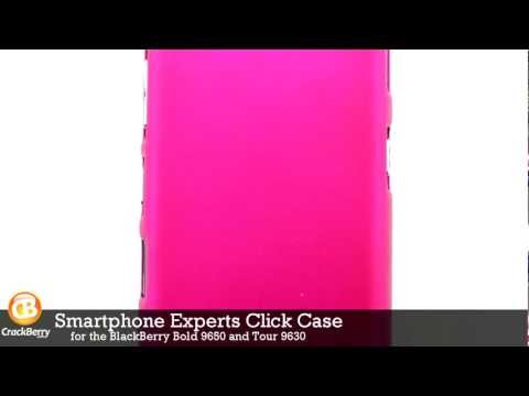 Smartphone Experts Click Case for BlackBerry Bold 9650, Tour 9630