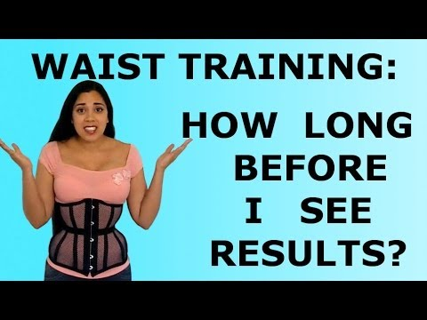 WAIST TRAINING: How long will results take? | Lucy's Corsetry