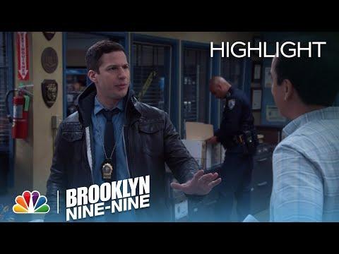 Jake Refuses To Accept A Shipment | Season 5 Ep. 16 | BROOKLYN NINE-NINE