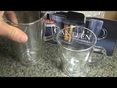Bodum Bistro & Canteen Thermo Double Wall Mugs comparisions & review