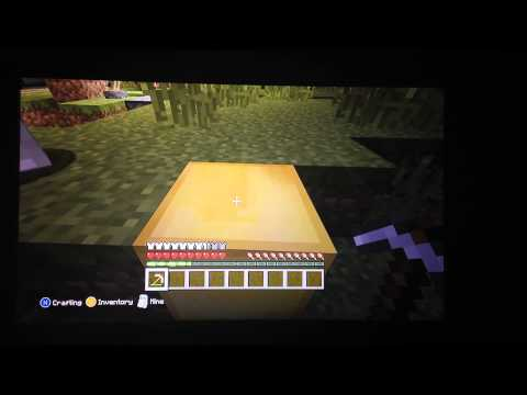 How to duplicate ores in minecraft xbox 360