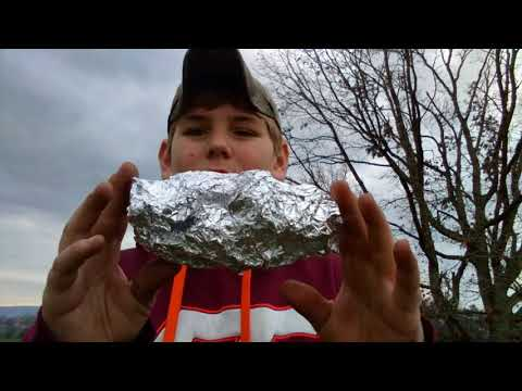 Does aluminum foil turn to slag when you melt it down?