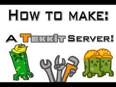 How to make a classic 3.1.2 tekkit server