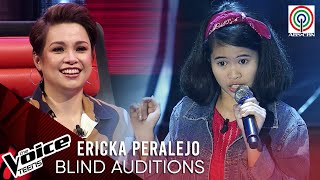 Ericka Peralejo - Pahiram Ng Isang Kanta | Blind Audition | The Voice Teens Philippines 2020