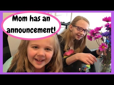 What's Up and Our Mom's New Channel!  :)