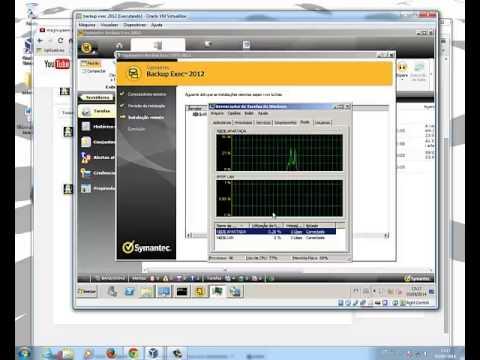 Symantec Backup Exec 2012 Instalação e Configuração