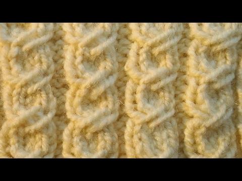 Knot stitch pattern (Hindi/Urdu)