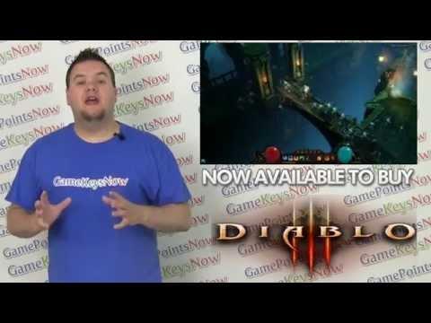 Diablo 3 In Stock Now At GameKeysNow.com