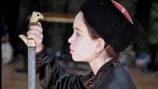 Chant cosaque - Национальная Казачья (На горе стоял казак)