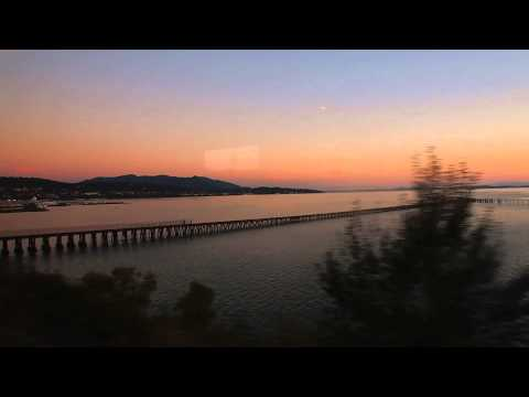 Amtrak Cascades:  from Vancouver, BC to Seattle, WA