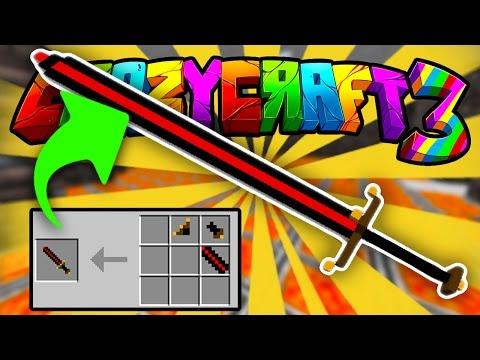 Minecraft CRAZY CRAFT 3