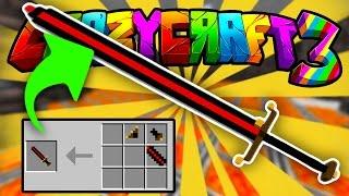 """Minecraft CRAZY CRAFT 3 """"MAKING BIG BERTHA!"""" #19 (SMP Server)   w/ PrestonPlayz"""