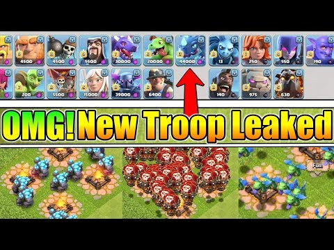 UPDATE NEWS : NEW LEVEL OF ALL TROOPS IN TH12 | NEW LEVEL HEROS | COC JUNE UPDATE