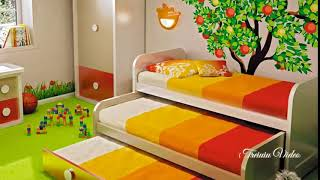 20 Stylish Space Saving Triple Bunk Beds