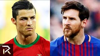 Lionel Messi vs. Cristiano Ronaldo: 5 Similarities and 5 Differences