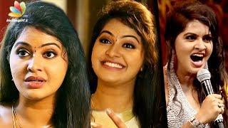 Rachita Saravanan Meenakshi about Memes Creators & Trolls : Interview   Vijay Television Awards